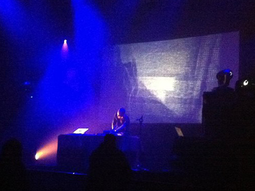 Matthew Collings (music) & Jules Rawlinson (visuals)